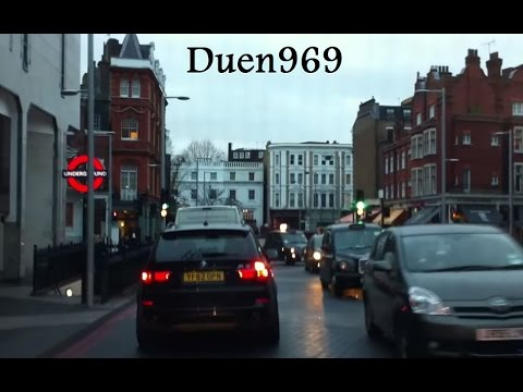 London Streets (530.) - Imperial College - South Kensington - Chelsea