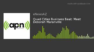 Quad Cities Business Beat: Meet Deborah Maranville