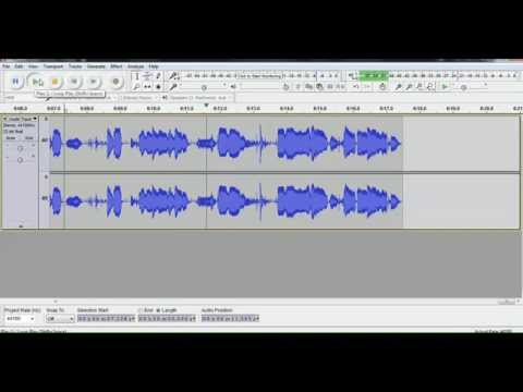 How To Convert Audacity Audios To An MP3 Format