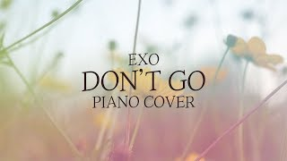 Download Mp3 엑소  Exo  - 나비소녀  Don't Go  | Kpop Piano Cover