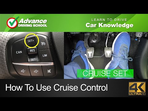 How To Use Cruise Control  |  Learn To Drive: Car Knowledge