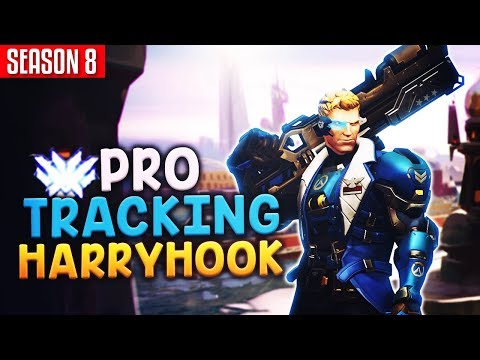 HARRYHOOK amongst MASTERS - PRO TRACKING (Dallas Fuel) [S8 TOP 500]