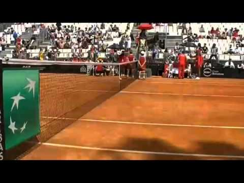 Fed Cup Spain VS Japan - Doubles 21/04/2013