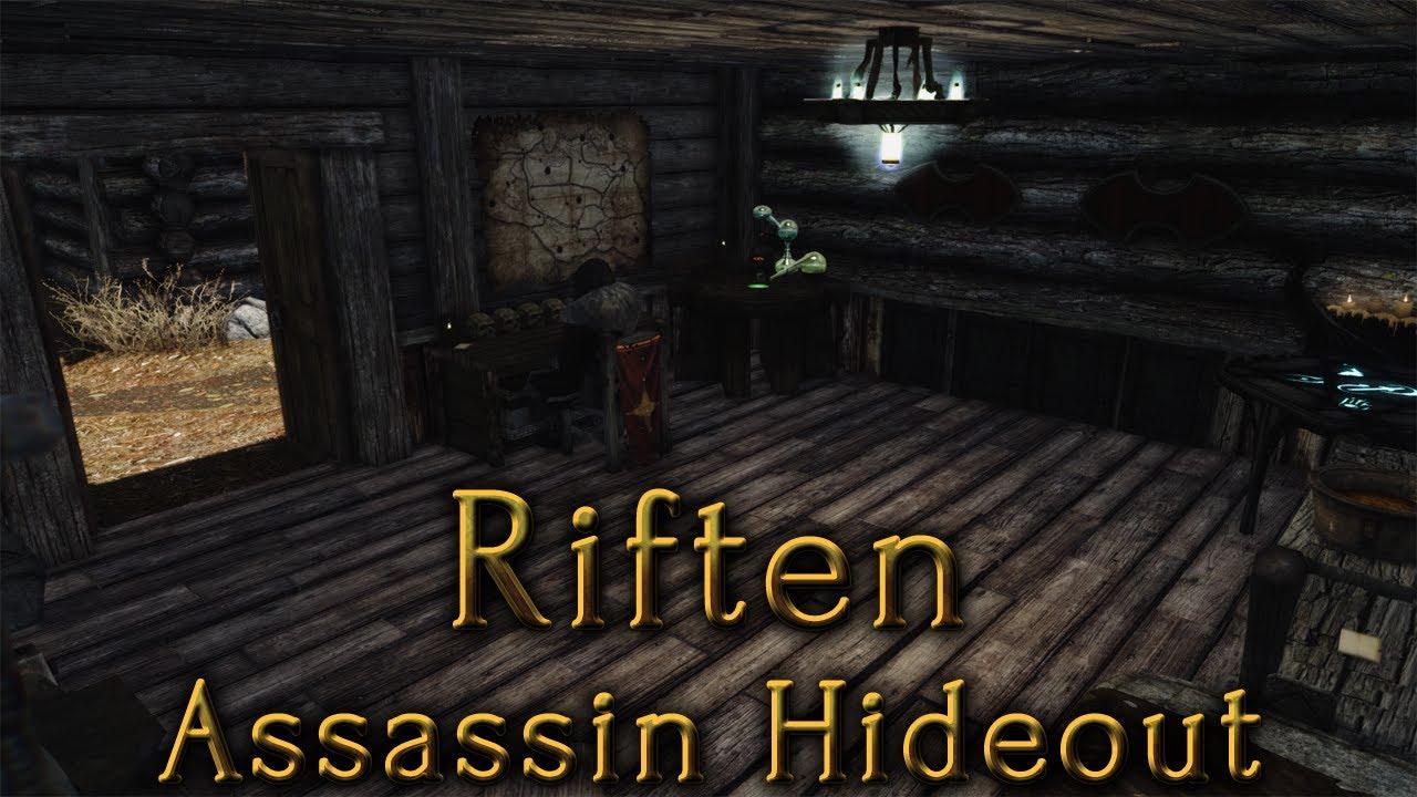 Riften Assassin Hideout at Skyrim Nexus - mods and community
