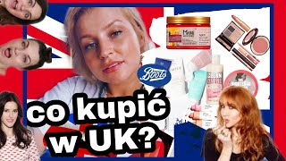 JAKIE KOSMETYKI WARTO KUPIĆ W UK?  The Pink Rook