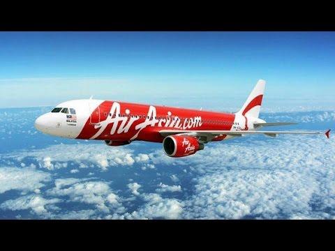 Kuala Lumpur to Jakarta with Airasia AK384 - Full take off and landing