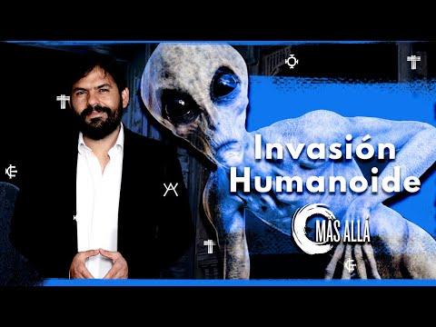 Más Allá | Invasión Humanoide...en más allá