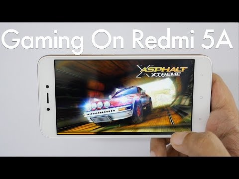 Redmi 5A India's Budget Android Smartphone - Gaming Review