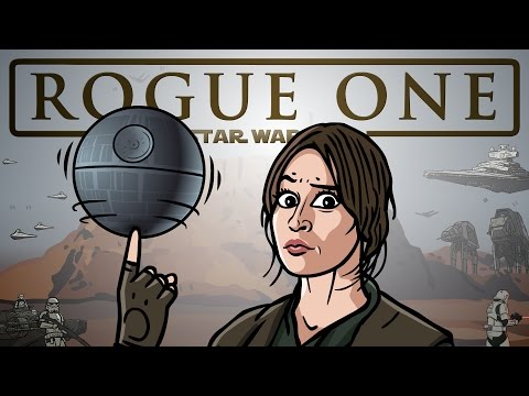 Rogue One Trailer Spoof - TOON SANDWICH