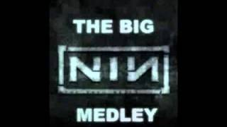 Nine Inch Nails - Suck VS Terrible Lie & 14 Ghosts II [The Big Medley Mashup]