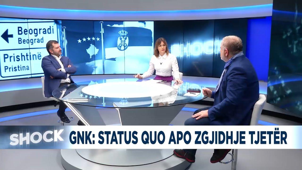 Bushati: 'Status Quoja' zgjidhja më e mirë. Haxhiu: E vetmja mundësi, bashkimi me Shqipërinë