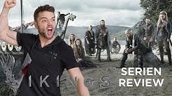 Vikings - Staffel 1 - 4 I Kritik & Review I KEINE SPOILER