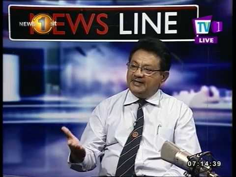 NEWSLINE TV1 Singapore's FTA and the promises made by Minister Malik and his ministry