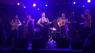 Mr CD Wallum & His Ten a Penny Footwarmers - Brudenell Social Club 22/6/16