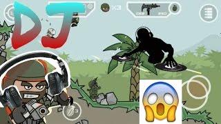 I Found DJ|Mini Militia Hack Unlimited Guns|Mini Militia Hack Multiplayer||How To Hack Doodle Army 2