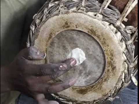 MRIDANGAM - Learn to play  p.1