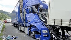 how to not drive trucks & cars !