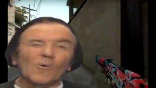 CS GO | Раздавил бомжей! Mega Ace