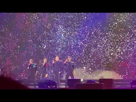 WHAT ABOUT NOW / Westlife 20 Tour Asia Live in Jakarta - Indonesia 6th Aug,  2019