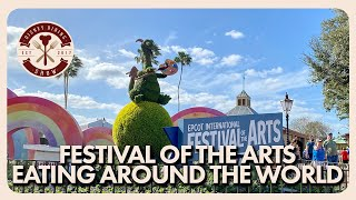 Epcot's International Festival of the Arts 2020 | Disney Dining Show | 01/17/20
