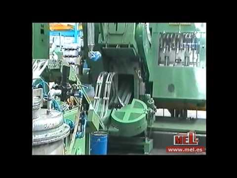 MEL Canmaking Machinery - Press Karges-Hammer P-40