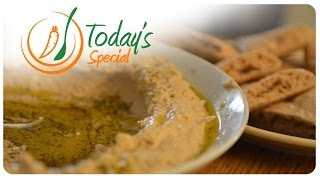 Vegan Hummus Recipe - How To Make A Delicious, Fast, Easy  Hummus.