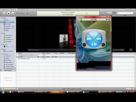 Free movies, music, music videos, and podcasts for and ipod/mp3 player