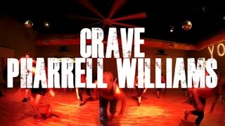 Crave @ Pharrell Williams Throw Down by Fly Dance Fitness