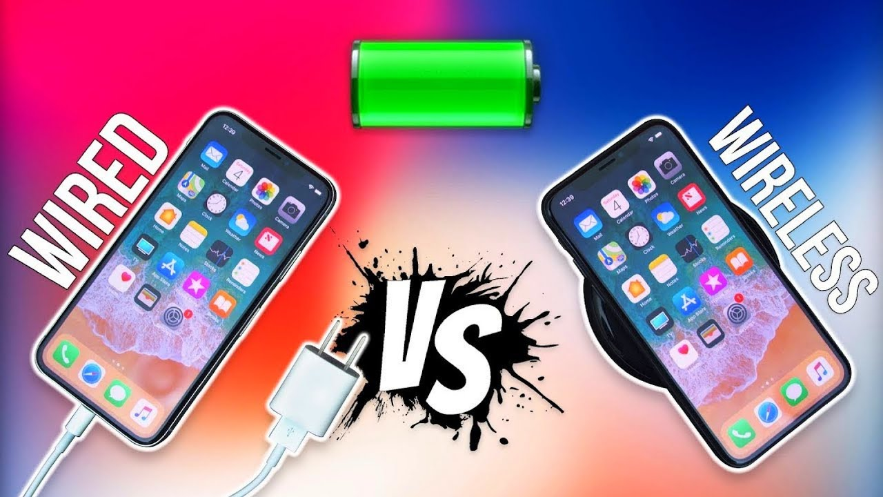 iphone 5 stopped charging iphone x wired vs wireless charging test 14597