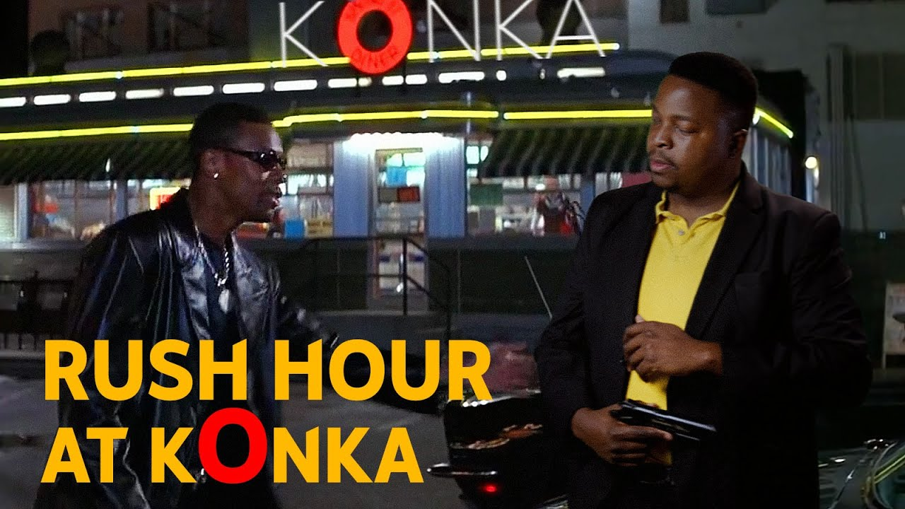 Download If RUSH HOUR Happened #InSouthAfrica  | Episode 1: Konka