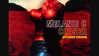 Watch Melanie C Closer video