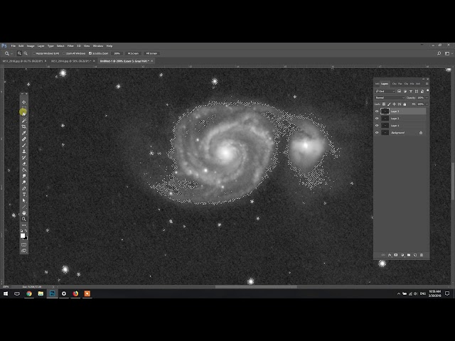 Astrophotography Tutorial: Adding a Luminance Layer in Photoshop
