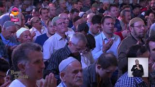 Bursa Ulu Camii'nde Berat Kandili Duası -  Selahaddin Çelebi