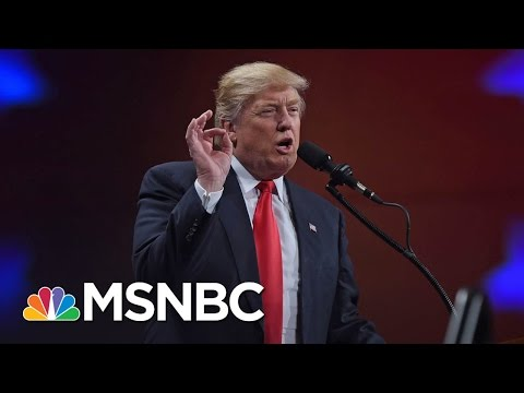 President Donald Trump Down To His Core With 35 Percent Support | Morning Joe | MSNBC