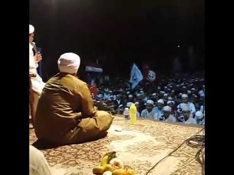 Wali ALLAH Wan Sehan Datang Ketika Dakwah Habib Riziq