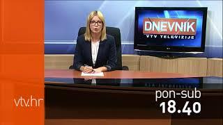 VTV Dnevnik najava 17. kolovoza 2017.