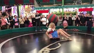 Teufelsrad Damen Fahrt Oktoberfest 2018 Wiesn München Girls Ride