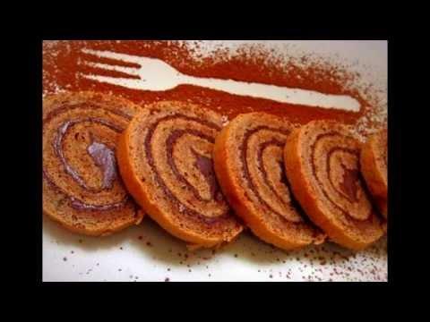 Шоколадное печенье с рикоттой