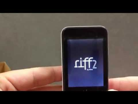 Wiko riff2 first look