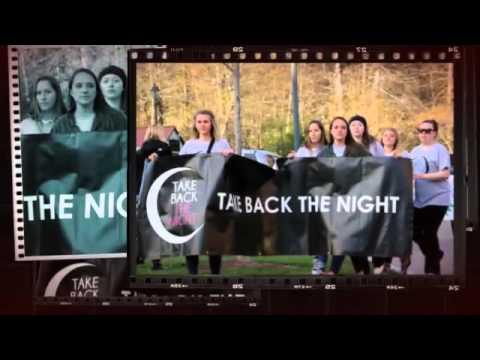 "Endicott College's ""Take Back the Night"" 2015"