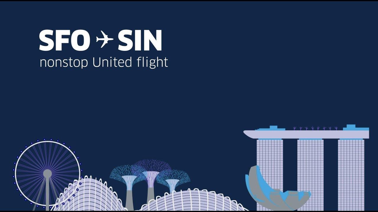 Sin flight direct to sfo