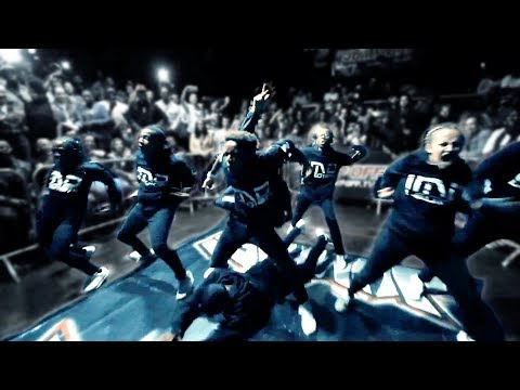 IMD Legion vs The Rookies - Jump Off Hip Hop Crew Dance Battle 2017