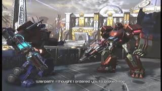 transformers fall of cybertron walkthrough chapter 3 metroplex heeds the call part 2