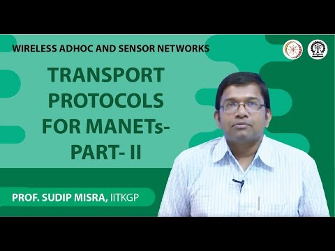 Transport Protocols for MANETs- Part- II