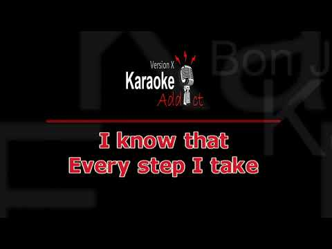 WHO SAYS YOU CAN'T GO HOME - BON JOVI (Karaoke Cover)