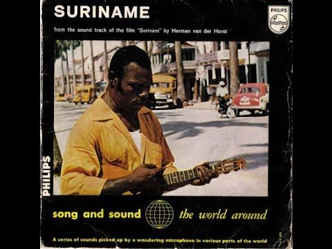 Suriname_Big Jones And His Kawina Band