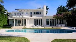 Charming Waterfront Home in Miami Beach, Florida