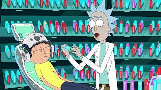 Star Trek Origins? - Rick and Morty Season 3 Episode 9 Morty's Mind Blowers