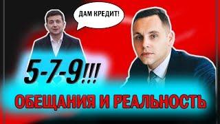 Доступные кредиты 5-7-9%. О кредитах для малого бизнеса в Украине
