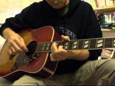 12 STRING GUITAR WORKSHOP - open G tuning